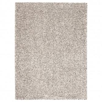 IKEA VINDUM Covor, fir lung, alb, 170x230 cm