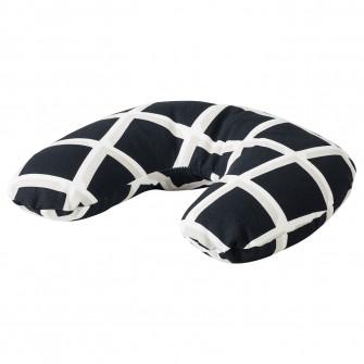 IKEA VITAXFLY Perna gat, negru, alb