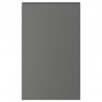 IKEA VOXTORP Usa, gri inchis, 60x100 cm