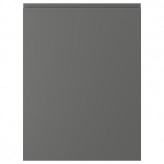IKEA VOXTORP Usa, gri inchis, 60x80 cm