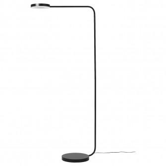 IKEA YPPERLIG Lampadar LED, gri inchis