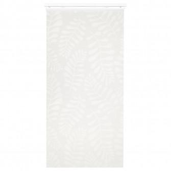 IKEA YRLA Draperie panou, alb, alb, 60x300 cm