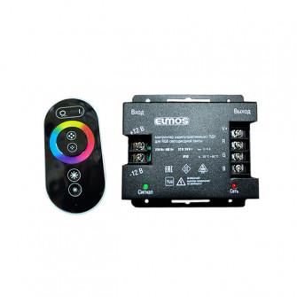 Controler RGB cu telecomanda Elmos 216 – 432 W 18