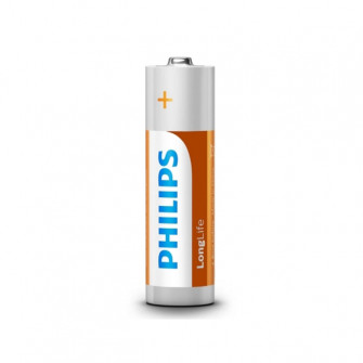Pile electrice Philips R6 LONGLIFE