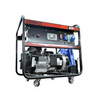 Generator GENMAC 7300R 230 V 6.5 kW benzina