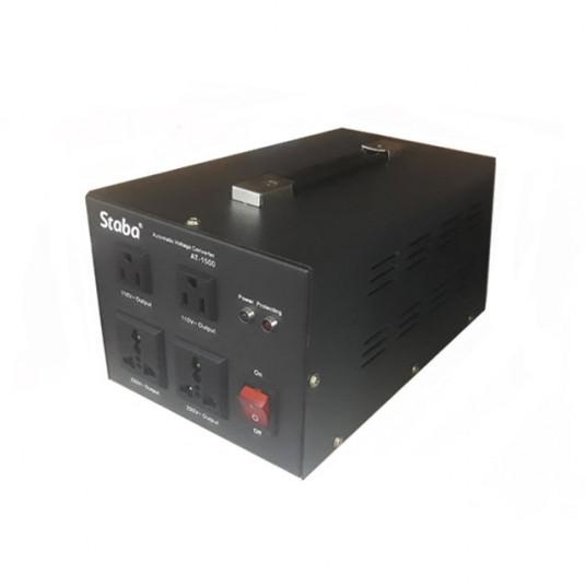 Transformator de curent STABA AT-1500 220 V 110 – 220 V
