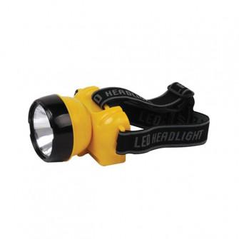 Lanterna pe cap led Horoz HL 341L 1 W