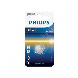 Pile electrice Philips CR1616 litium