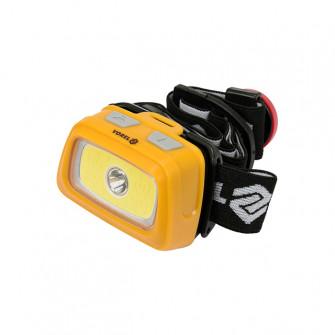 Lanterna pe cap led Vorel 88678 3 W