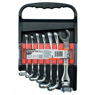 Set de chei inelare semideschise Yato YT-0190