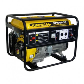 Generator FIRMAN SPG 6500 AC 230V 5 kW benzina