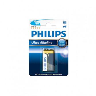 Pile electrice Philips ULTRA ALKALINE metal