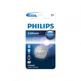 Pile electrice Philips CR 2025 metal