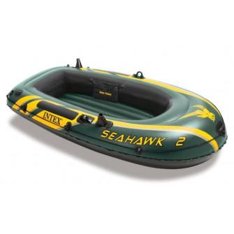 Barcă pneumatică Intex 68347 Seahawk 2 Set