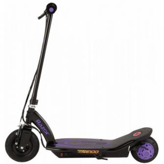 Razor Scooter Electric Power Core E100 - Purple 23L