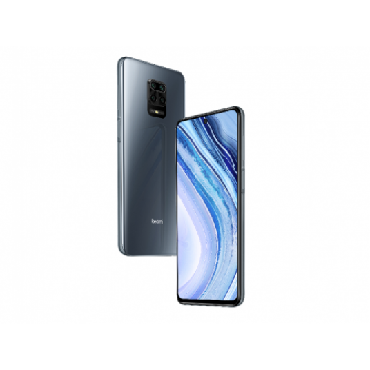 Xiaomi Redmi Note 9 Pro Dual Sim 6GB RAM 128GB, Interstellar Gray