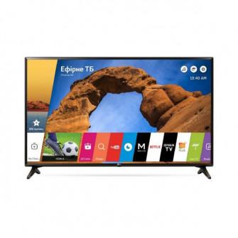 TV LG 43LK5910PLC, Black