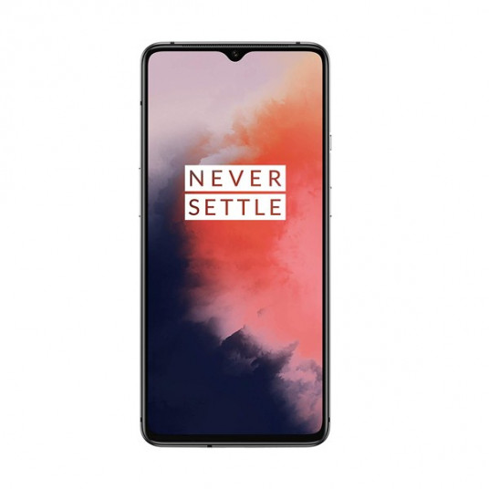 OnePlus 7T Dual Sim 8GB RAM 128GB, Frosted Silver
