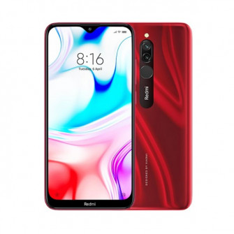 Xiaomi Redmi 8 4/64GB, Red