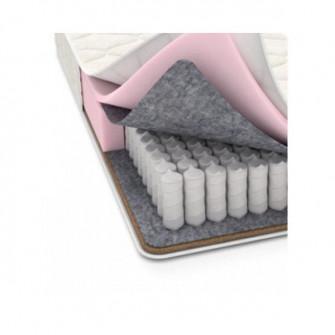 Saltea ortopedica Saltconfort Poket Spring 90x200 24cm