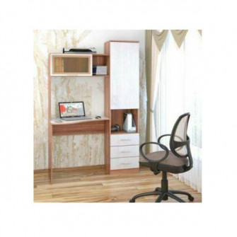 Masa pentru calculator Astrid N5 (wenghe/alb