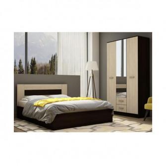 Dormitor Astrid City 1 (fara saltea)