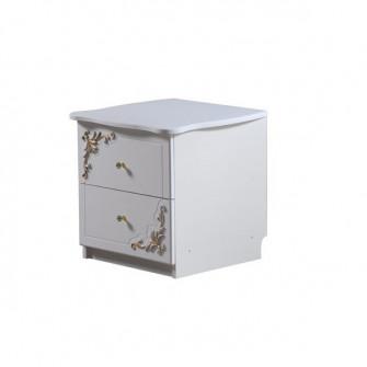 Noptiera Rozalia 1 KMK (White/Gold) 0456.3-02