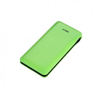 Power Bank F&D Slice T2, 8000 mAh, Green