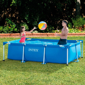 Piscina Intex 28270 Carcas 220х150х60сm, 1622L