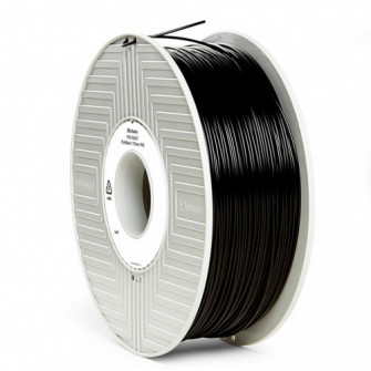 55267 VERBATIM 3D PRINTER FILAMENT PLA 1.75MM 1KG BLACK