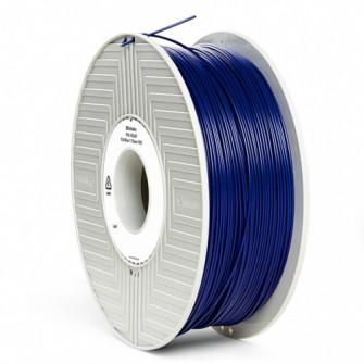 55012 VERBATIM 3D PRINTER FILAMENT ABS 1.75MM 1KG BLUE