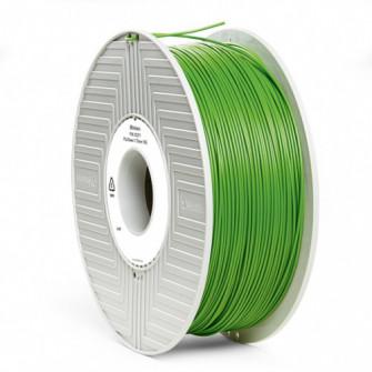 55014 VERBATIM 3D PRINTER FILAMENT ABS 1.75MM 1KG GREEN