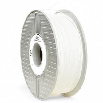 55268 VERBATIM 3D PRINTER FILAMENT PLA 1.75MM 1KG WHITE
