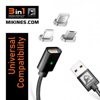 Cablumagnetic incarcare/transfer date Mikines.com, 1m,