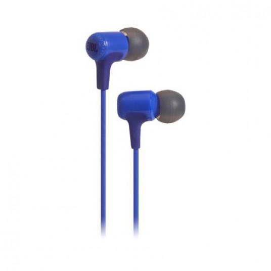Earphones JBL E15 Blue