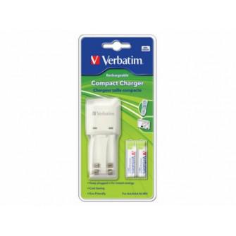 Verbatim  Compact Charger 049944