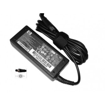 AC Adapter Charger For HP 18.5V-3.5A (65W) Round DC Jac