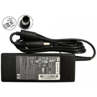 AC Adapter Charger For HP 19V-4.74A (90W) Round DC Jack
