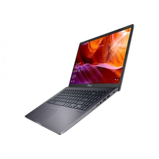 "15.6"" ASUS VivoBook X509UA Slate Gray, Intel Pentium Gold 4417U 2.3GHz/4GB DDR4/SSD 256GB/Intel UHD620/WiFi 802.11AC/BT4.2/USB Type C/HDMI/HD WebCam/15.6"" FHD LED-backlit Anti-Glare (1920x1080)/Endles"