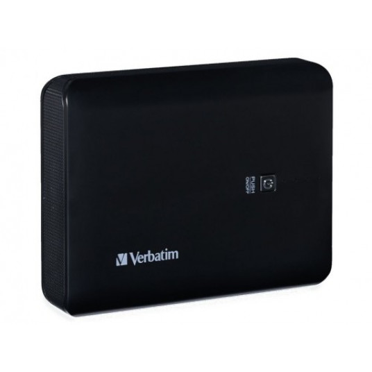 Dual USB Portable Power Pack 10400mAh 2,1A 049952