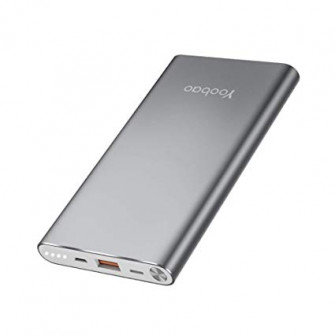 Power Bank Magic 10000mAh, Gray