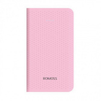 Sense mini Romoss Power Bank 5000 mAh Pink