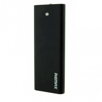 Remax Vanguard Power Bank, 5500mAh (Black)