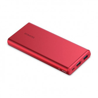 GT3 Romoss Power bank 5000 mAh Red