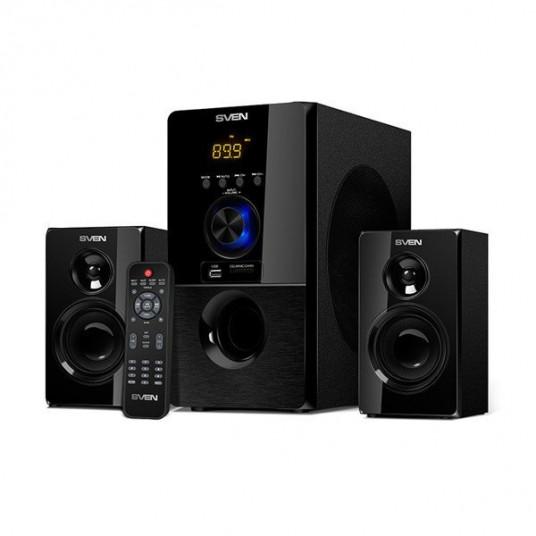 Boxe SVEN MS-2050 Bluetooth, Black