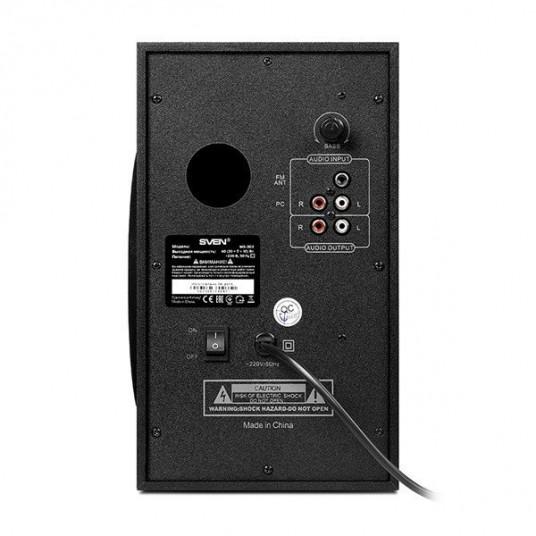 Boxe SVEN MS-305 Bluetooth, Black