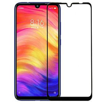 HELMET Diamond Glass 4D - Xiaomi Redmi Note 8,Black