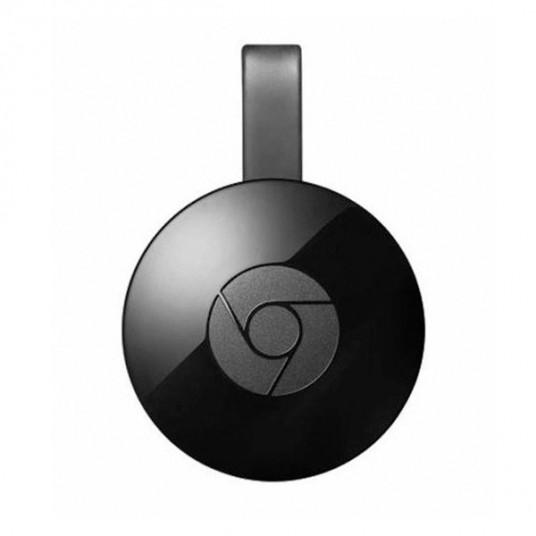 Google Chromecast 2 Media Streaming, Black