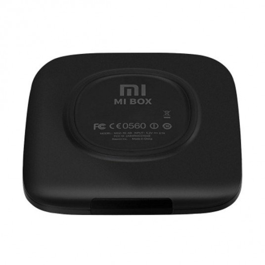 Xiaomi Mi TV Box 3 (MDZ-16-AB), Black