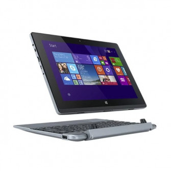 ACER One 10 (NT.LCQEU.009) 2-in-1 Tablet PC, Silver